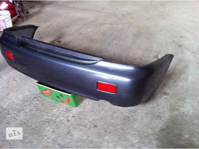 купить бу Б/у бампер задний для седана Mitsubishi Lancer 2006 в Львове