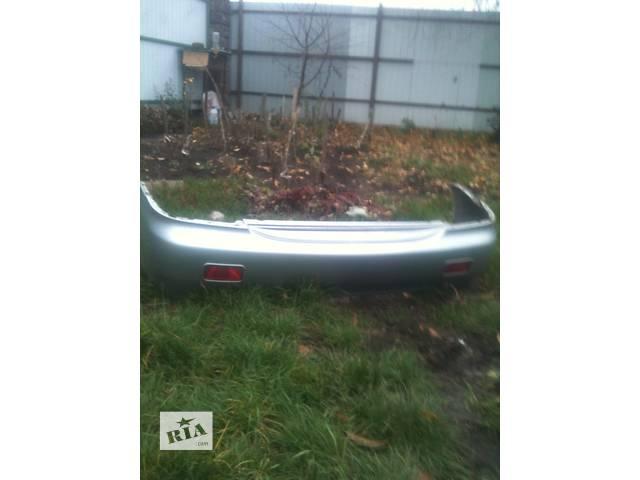 продам Б/у бампер задний для седана Mitsubishi Lancer бу в Хмельницком