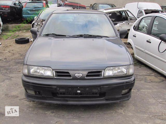 продам Б/у бампер задний для седана Nissan Primera 1995 бу в Львове
