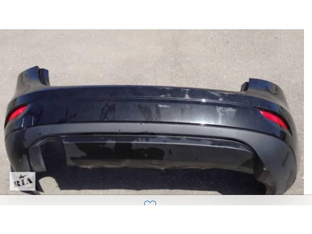 бу Б/у бампер задний для седана Renault Fluence в Днепре (Днепропетровске)
