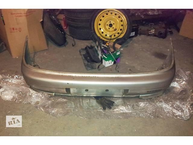 купить бу Б/у бампер задний для седана Subaru Impreza GT в Днепре (Днепропетровск)