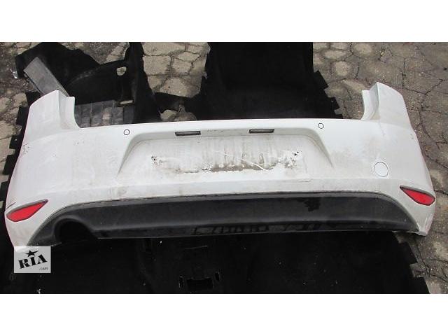 бу Б/у бампер задний для седана Volkswagen Golf VII 2013 в Пустомытах (Львовской обл.)