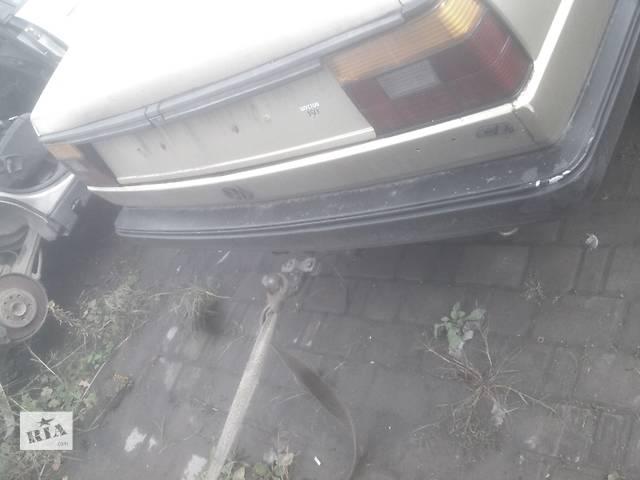 Б/у бампер задний для седана Volkswagen Jetta- объявление о продаже  в Ивано-Франковске