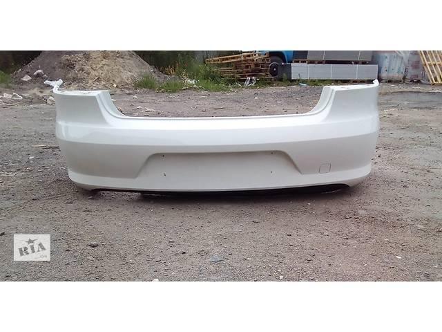 продам Б/у бампер задний для седана Volkswagen Passat B7 бу в Луцке