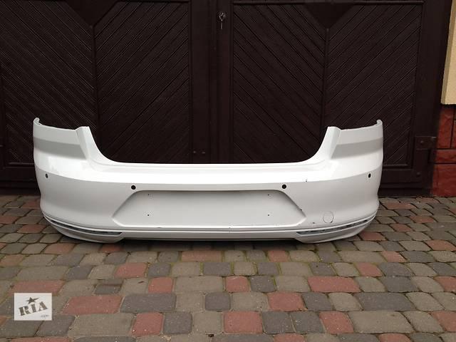 купить бу Б/у бампер задний для седана Volkswagen Passat B8 в Львове