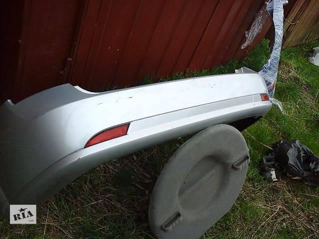 продам Б/у бампер задний для универсала Chevrolet Lacetti бу в Львове