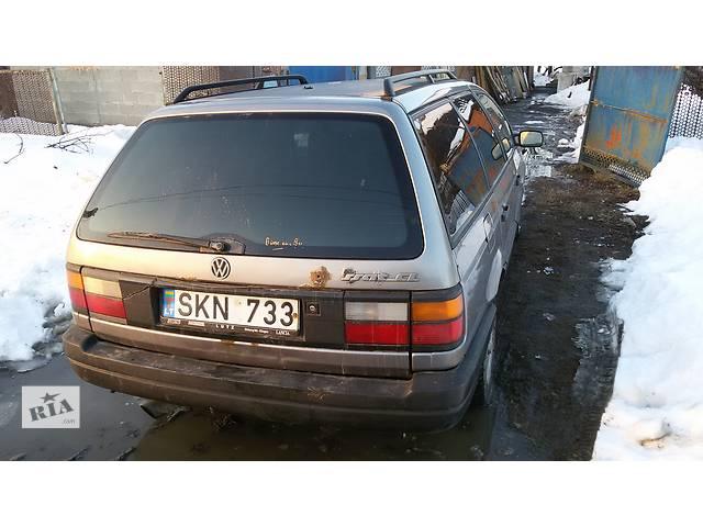 Б/у бампер задний для универсала Volkswagen Passat B3- объявление о продаже  в Шепетовке