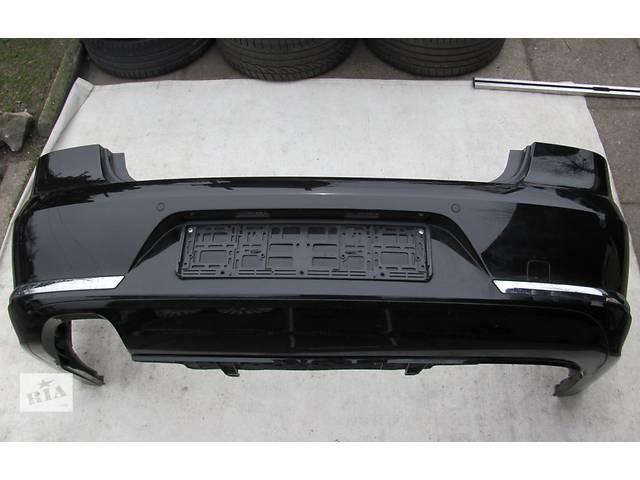 продам Б/у бампер задний для универсала Volkswagen Passat B7 бу в Чернигове