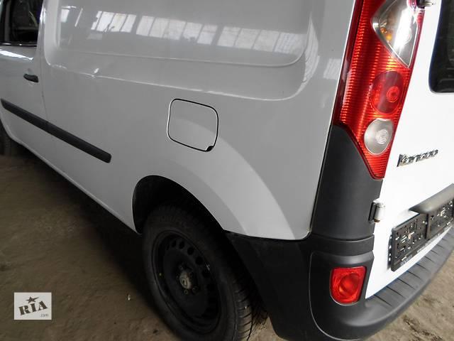 продам Б/у Бампер задний Фаркоп Рено Канго кенго Renault Kangoo 1,5 DCI бу в Луцке