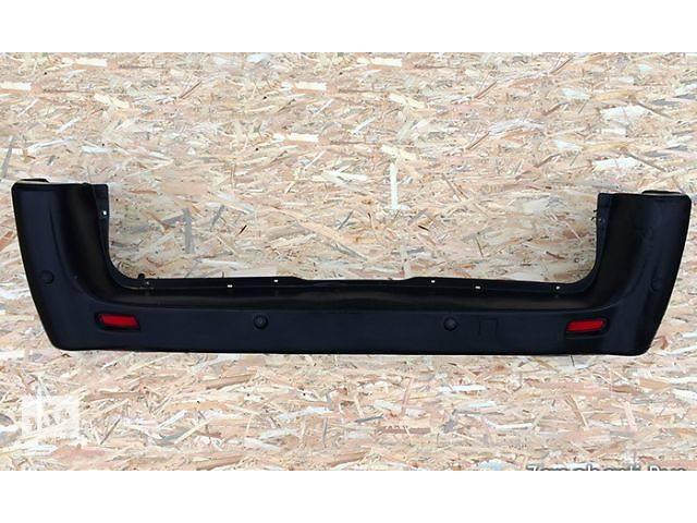 бу Б/у бампер задний  Fiat Scudo Citroen Jumpy Peugeot Expert Фиат Скудо Ситроен Джампи Пежо Эксперт 2007- в Ковеле