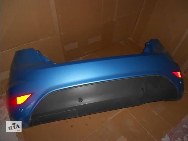 купить бу Б/у бампер задний Ford Fiesta в Киеве
