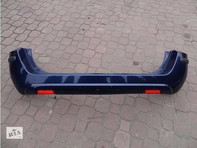 Б/у бампер задний Ford Fusion- объявление о продаже  в Киеве