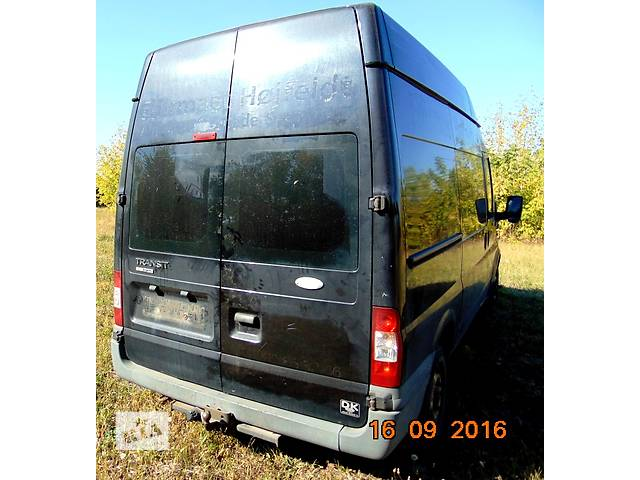 купить бу Б/у бампер задний Форд Транзит Ford Transit 2,2/2,4 с 2006- в Ровно