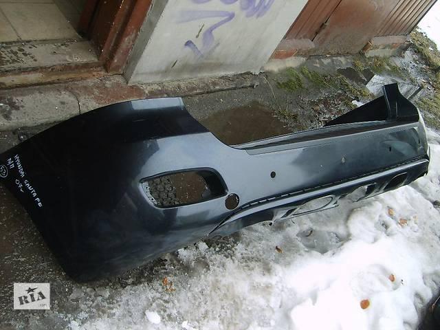 Б/у бампер задний  Hyundai Santa FE- объявление о продаже  в Киеве