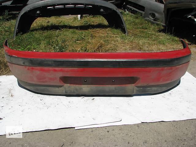 Б/у бампер задний Mazda 323F 1991- объявление о продаже  в Броварах