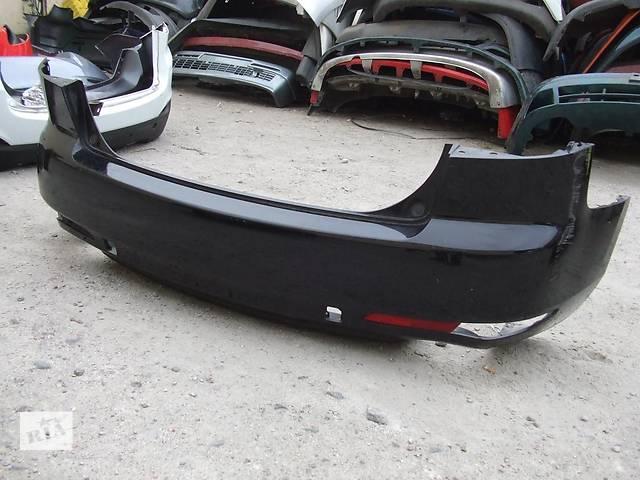 купить бу Б/у бампер задний  Mazda CX-7 в Киеве