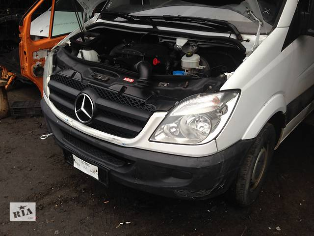 продам Б/у Бампер задний/передний Mercedes Sprinter W906 Мерседес Спринтер 315 Bi-Turbo Дельфин 2006-2012г. бу в Луцке