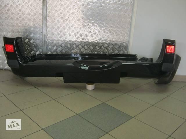 купить бу Б/у бампер задний Suzuki Grand Vitara в Киеве