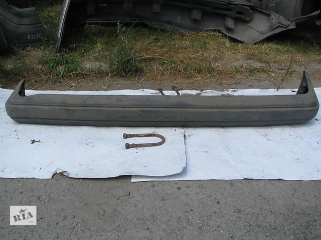 бу Б/у бампер задний Volkswagen Golf II в Броварах