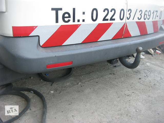 купить бу Б/у бампер задний Volkswagen T5 в Ровно