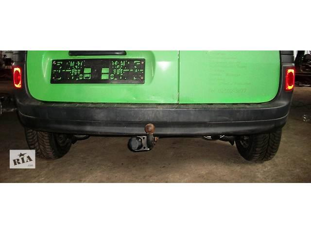 купить бу Б/у Бампер задний задній Renault Kangoo Кенго 1,5 DCI 2008-2012 в Рожище