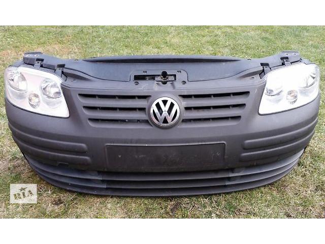 Б/у бампера передние и задние на Volkswagen Caddy 2004-2014гв- объявление о продаже  в Киеве