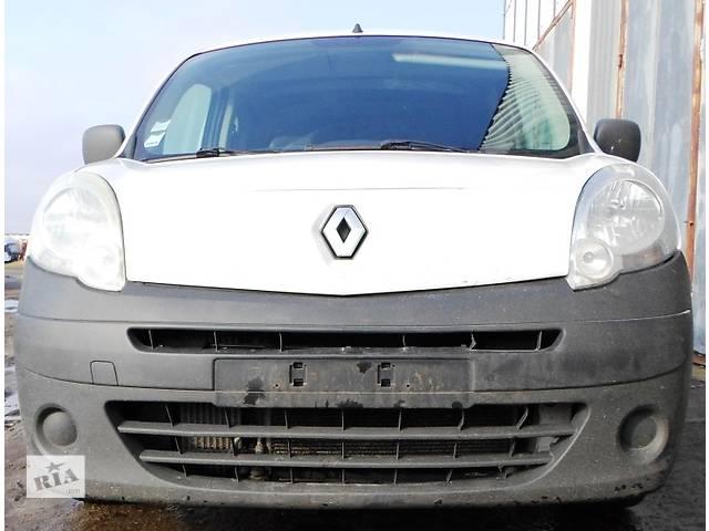 Б/у Бампери передні ( в кольорі,чорні) Renault Kangoo Рено Канго Кенго1,5 DCI 2008-12- объявление о продаже  в Луцке