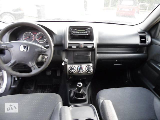 купить бу Б/у бардачок для кроссовера Honda CR-V в Киеве