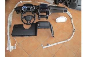 б/у Ремни безопасности Mercedes GLE-Class