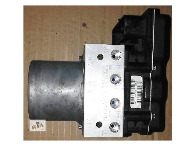 бу Б/у Блок ABS 5tH 0265251371 A0074314012 Крафтер Volkswagen Crafter (06-11) в Рожище