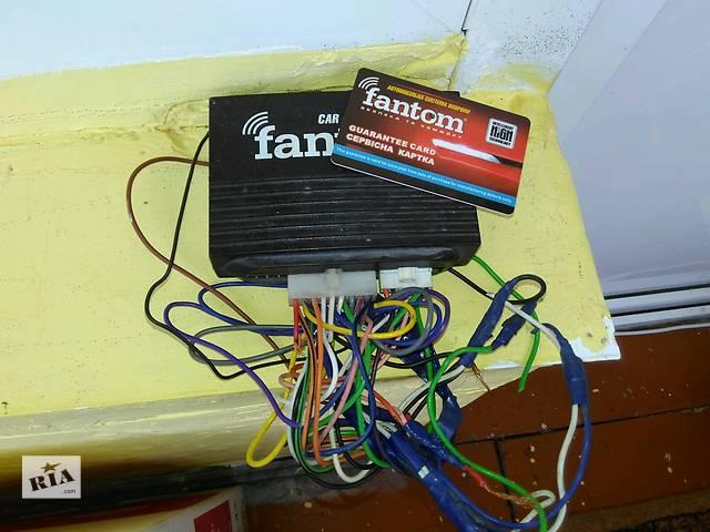 продам Б/у Блок автосигнализации Fantom бу в Житомире