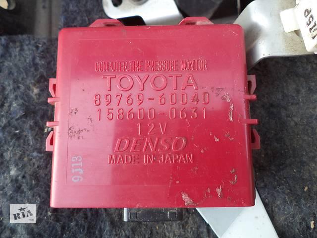 продам Б/у блок датчика давления в шинах 89769-60040 для кроссовера Lexus GX 470 2002-2009г бу в Киеве