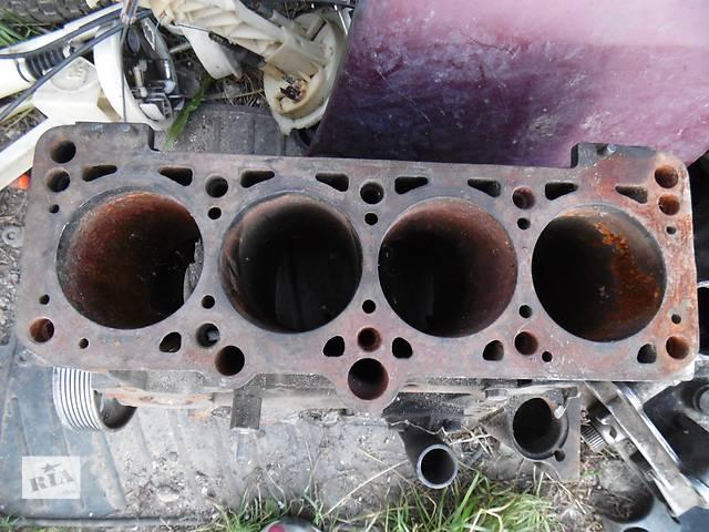 купить бу Б/у блок двигателя 1.9 для легкового авто Volkswagen T4 (Transporter) в Дубно (Ровенской обл.)