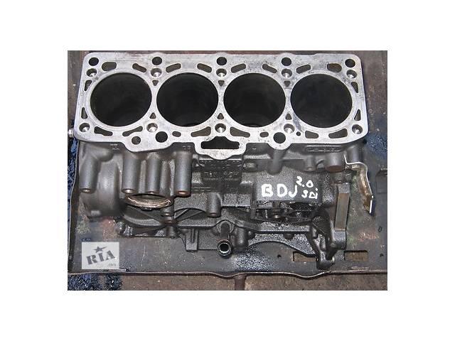 Б/у Блок двигателя 2.0 SDI BDJ Volkswagen Caddy (в сборе)- объявление о продаже  в Киеве