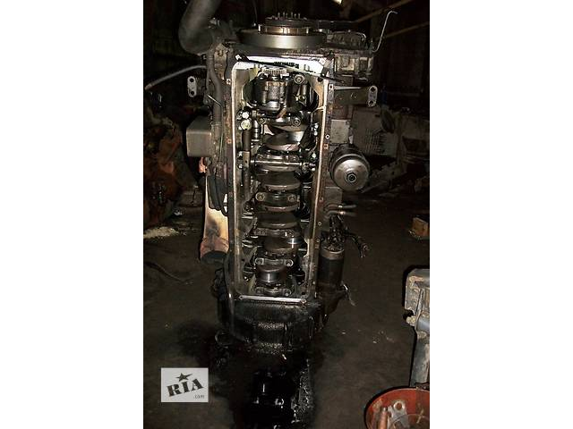 купить бу Б/у Блок двигателя для Даф Daf XF 95 Евро3 385л.с. в Рожище