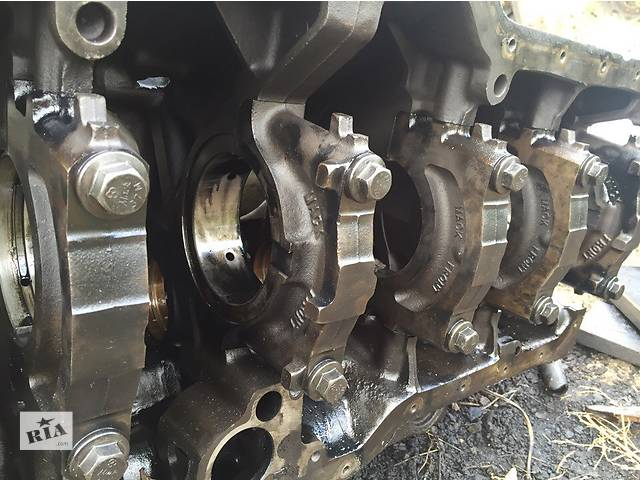 Б/у блок двигателя для другого Renault Magnum- объявление о продаже  в Шишаки (Полтавской обл.)