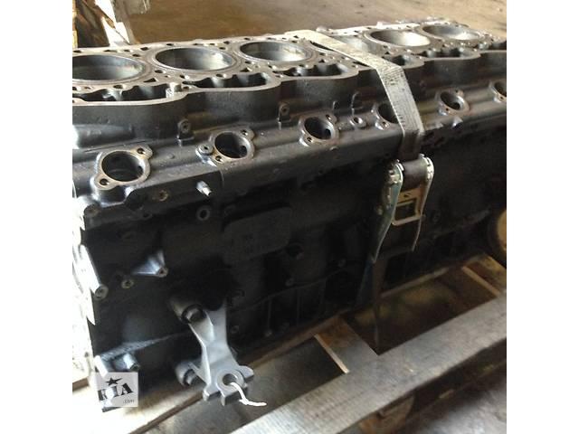 купить бу Б/у блок цилиндров двигателя Daf XF 105 EURO5. в Львове