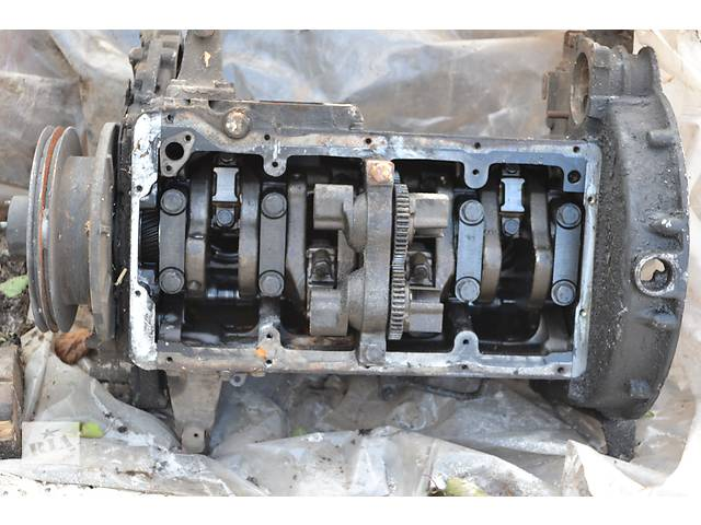 бу Б/у блок двигателя для грузовика MAN 10.163 в Александрие (Кировоградской обл.)