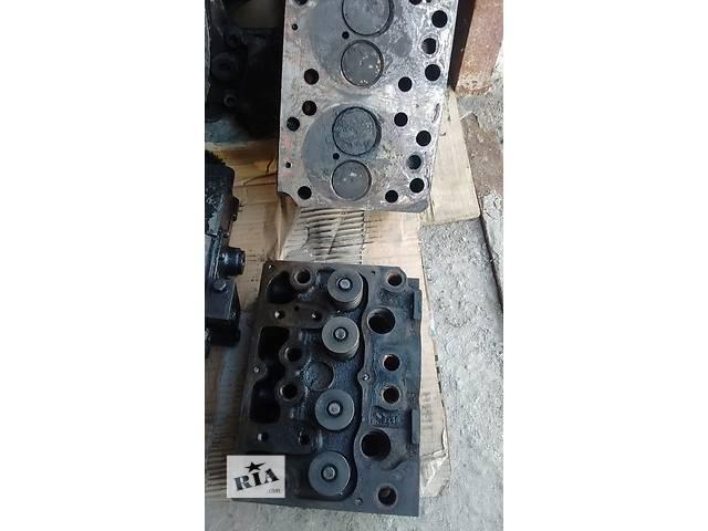 продам Б/у головка ,поддон двигателя для грузовика MAN 25.285 1999 бу в Харькове
