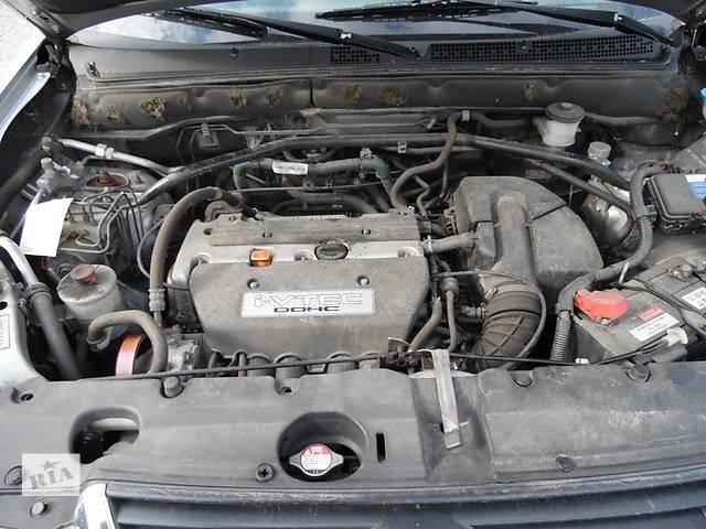 бу Б/у блок двигателя для кроссовера Honda CR-V в Киеве