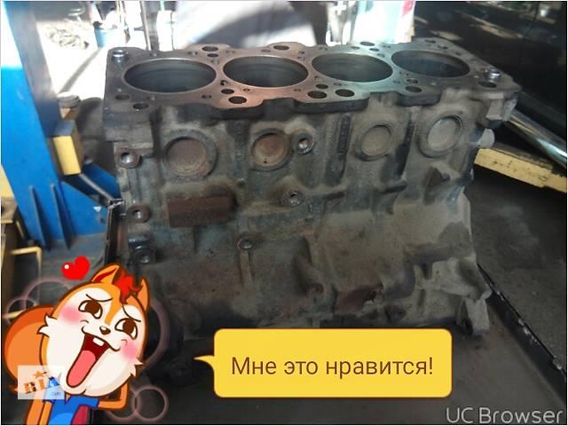 купить бу Б/у блок двигателя для кроссовера Mitsubishi Outlander в Сумах