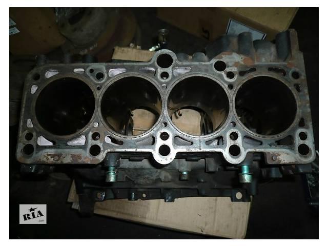 бу Б/у блок двигателя для легкового авто Audi A4 1.8 T в Ужгороде