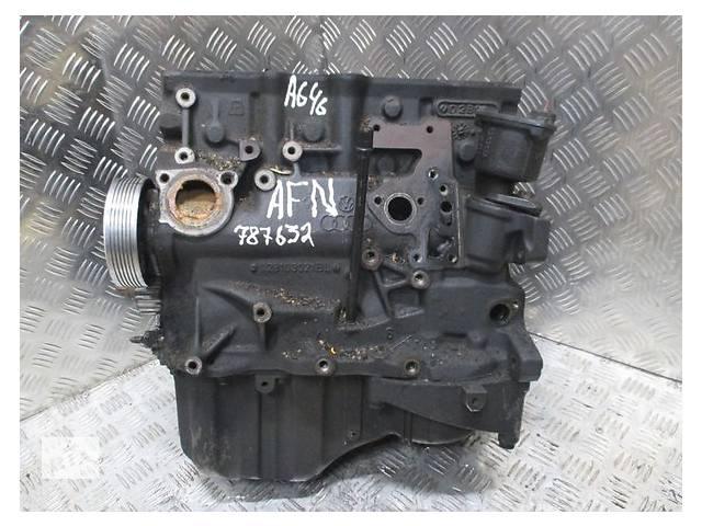 бу Б/у блок двигателя для легкового авто Audi A4 1.9 TDi в Ужгороде