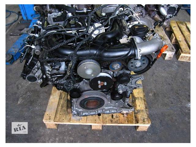 купить бу Б/у блок двигателя для легкового авто Audi Q7 3.0 TDi в Ужгороде