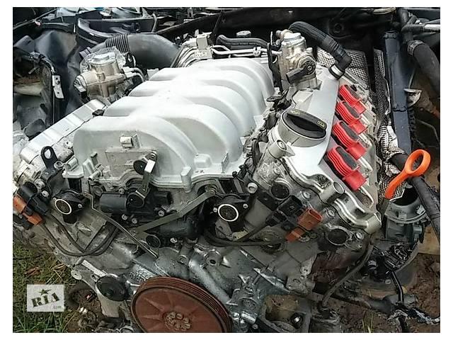 Б/у блок двигателя для легкового авто Audi Q7 4.2- объявление о продаже  в Ужгороде