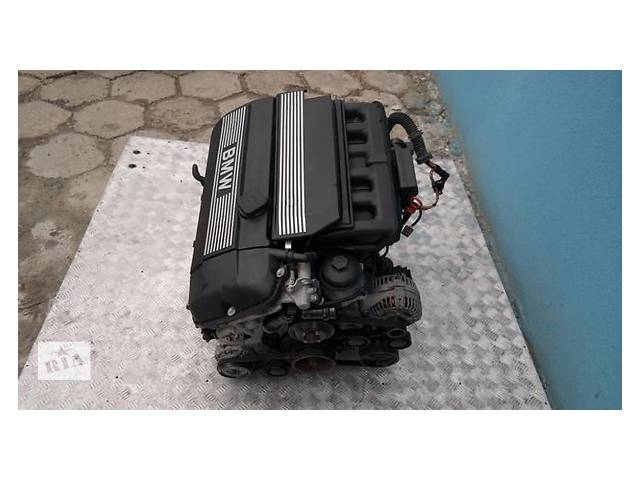 продам Б/у блок двигателя для легкового авто BMW 3 Series e 46 2.5 бу в Ужгороде