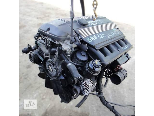 купить бу Б/у блок двигателя для легкового авто BMW 3 Series e46 2.0 в Ужгороде