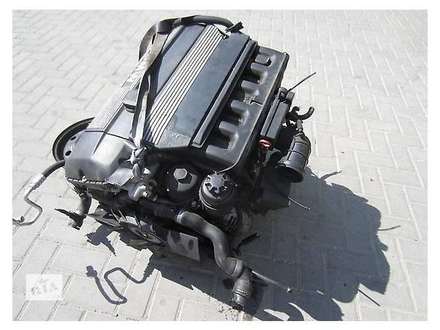 купить бу Б/у блок двигателя для легкового авто BMW 5 Series e39 2.0 в Ужгороде