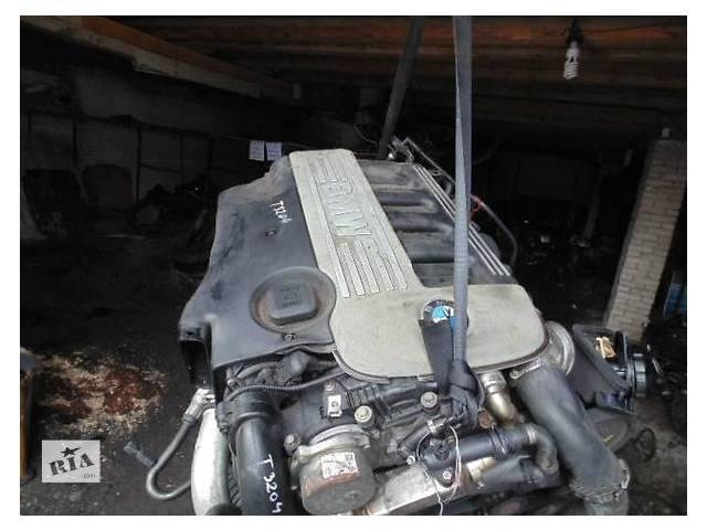 Б/у блок двигателя для легкового авто BMW 5 Series e39 2.5 TDS- объявление о продаже  в Ужгороде