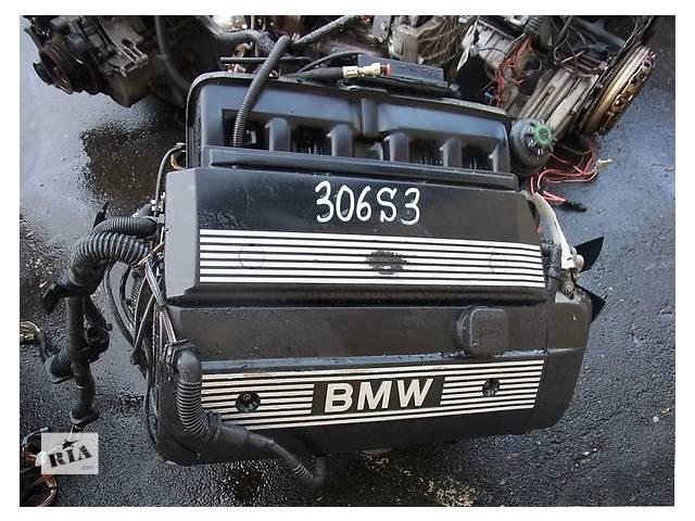 купить бу Б/у блок двигателя для легкового авто BMW 5 Series e39 3.0 в Ужгороде